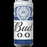 Пиво Bud 0%